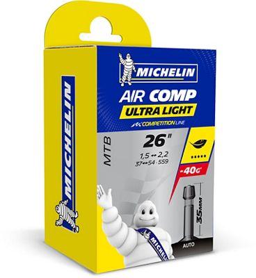 Chambre à air Michelin C4 AirComp Ultralight Bike