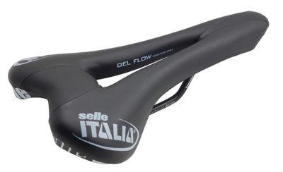Selle VTT/Route Selle Italia Turbomatic Gel Flow
