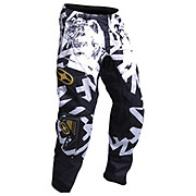 No Fear Spectrum Scratch Pants - Black-Gold