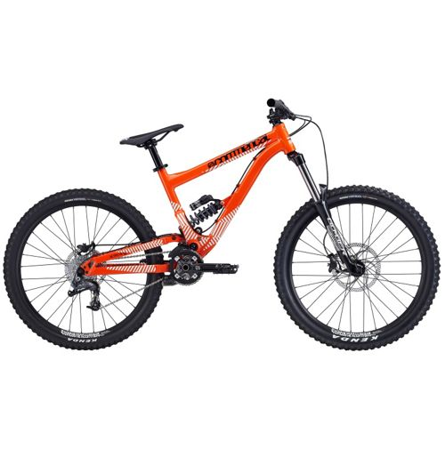 Commencal Supreme 6 Suspension Bike 2012 | Chain Reaction Cycles