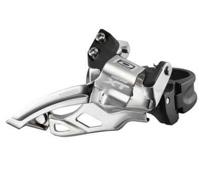 Dérailleur VTT avant Shimano XT M785 Top Swing 2x10