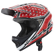 THE Point 5 Helmet - Icon Red