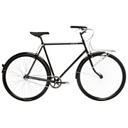 Creme Cafe Racer Solo Mens Single Speed Bike 2012