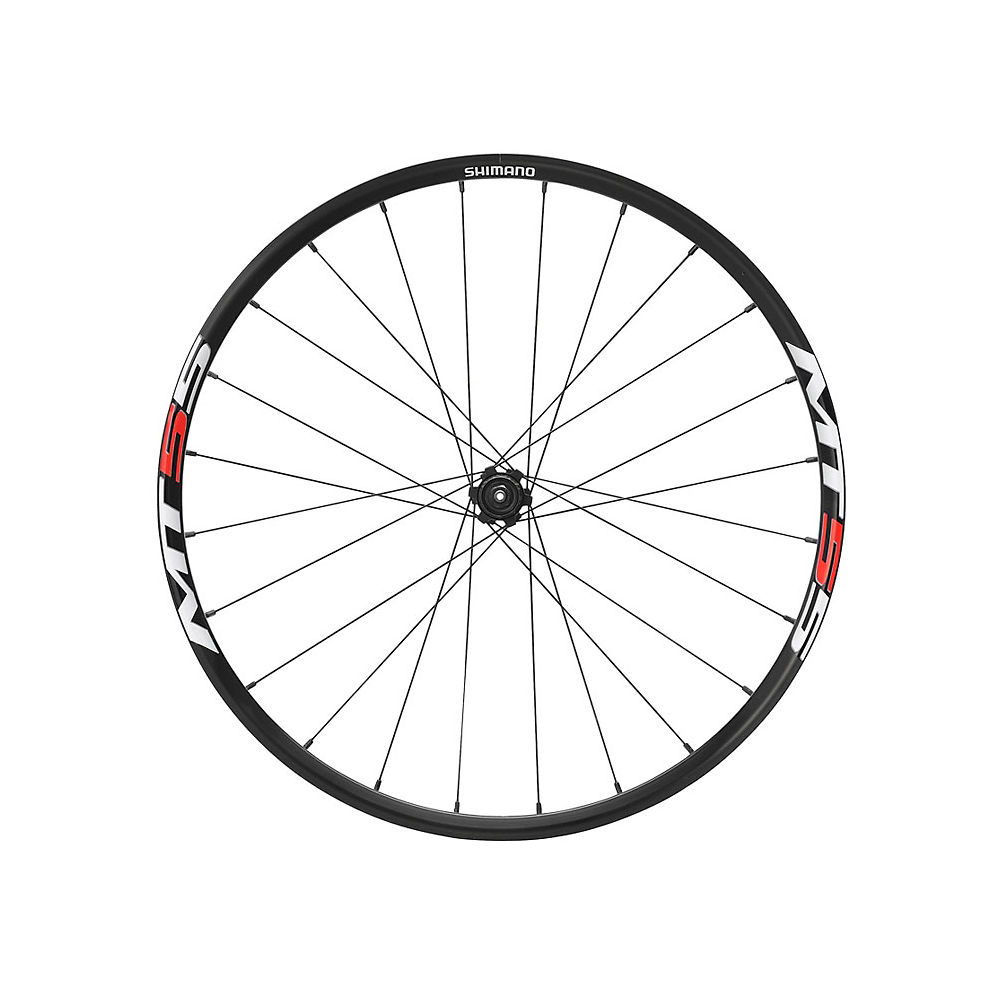 shimano-mt55-mtb-disc-front-wheel
