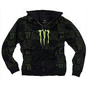 Monster Energy Axis Zip Hoodie