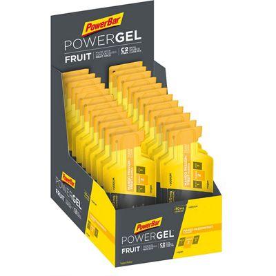 Gels énergétiques PowerBar fruit 41g x 24