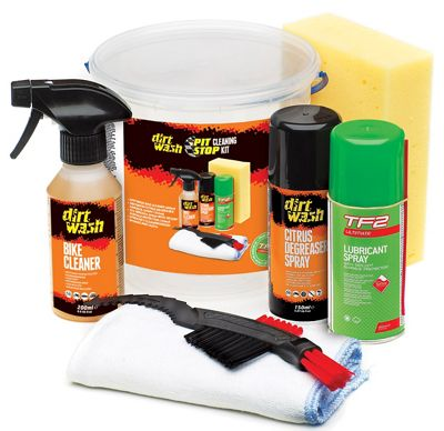 Kit de lavage Weldtite CRC
