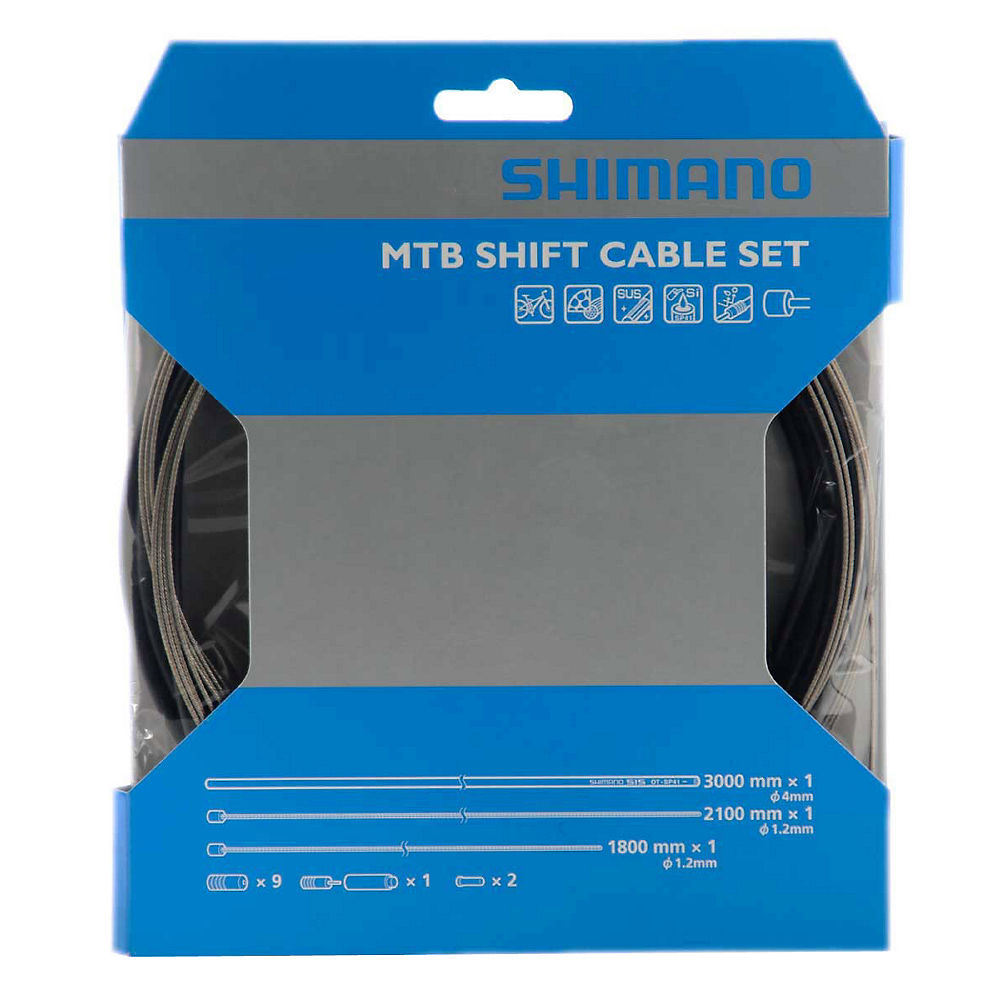 shimano-mtb-stainless-steel-gear-cable-set