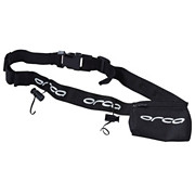 Orca Race Belt W-Zip Pocket