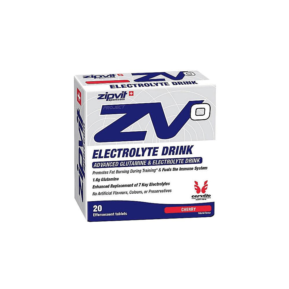 Comprimidos de electrolitos Zipvit ZV0 (20 comprimidos)