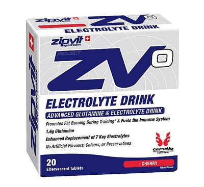 Pastilles Zipvit ZV0 Electrolyte (18 tablettes)