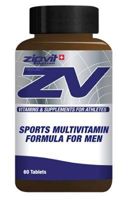 Boîte de 60 comprimés Zipvit Sports Multivitamines