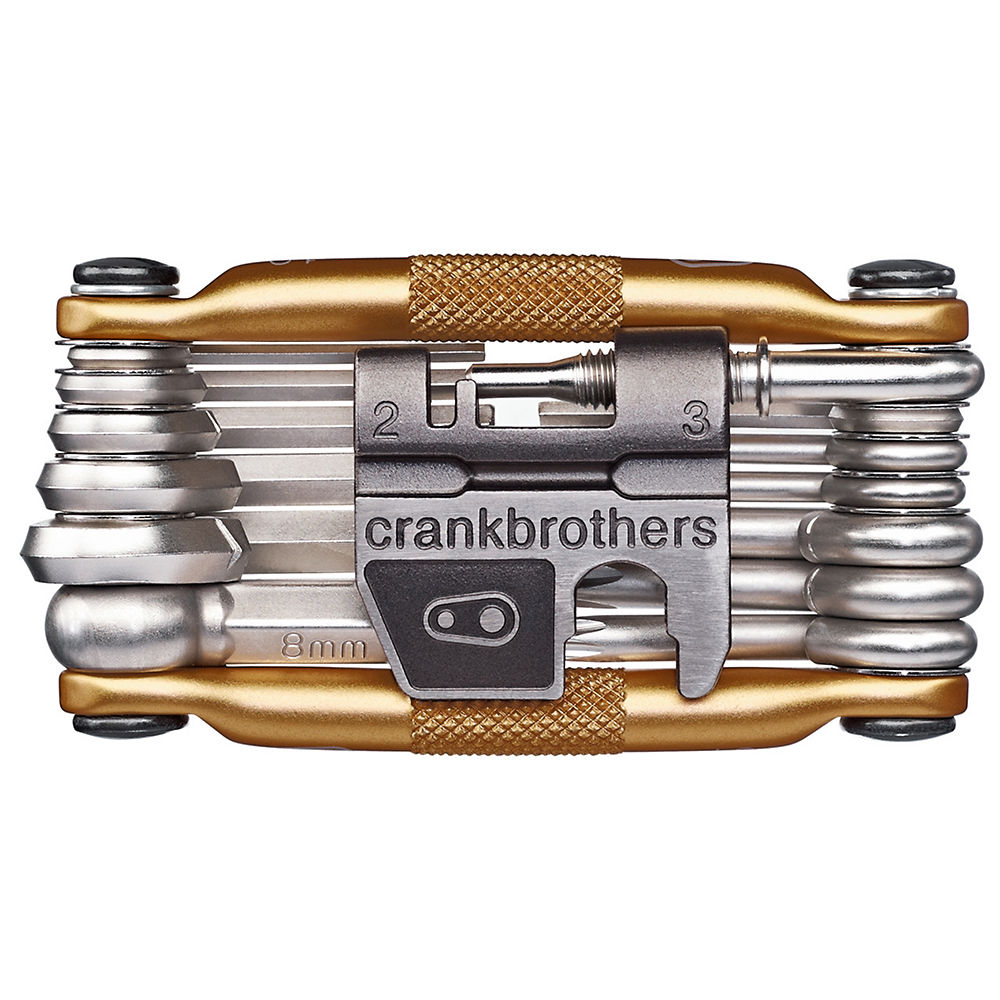 Mini multiherramienta Crank Brothers 19