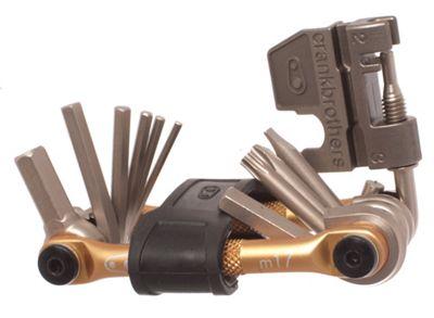 Multi-Outils Crank Brothers Multi Mini Tool 17