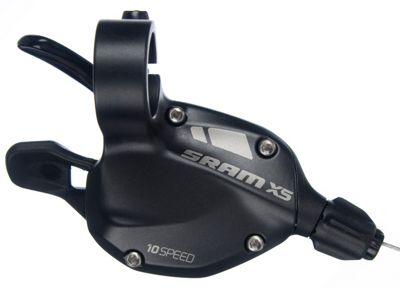 Manette de dérailleur VTT SRAM X5 10 vitesses