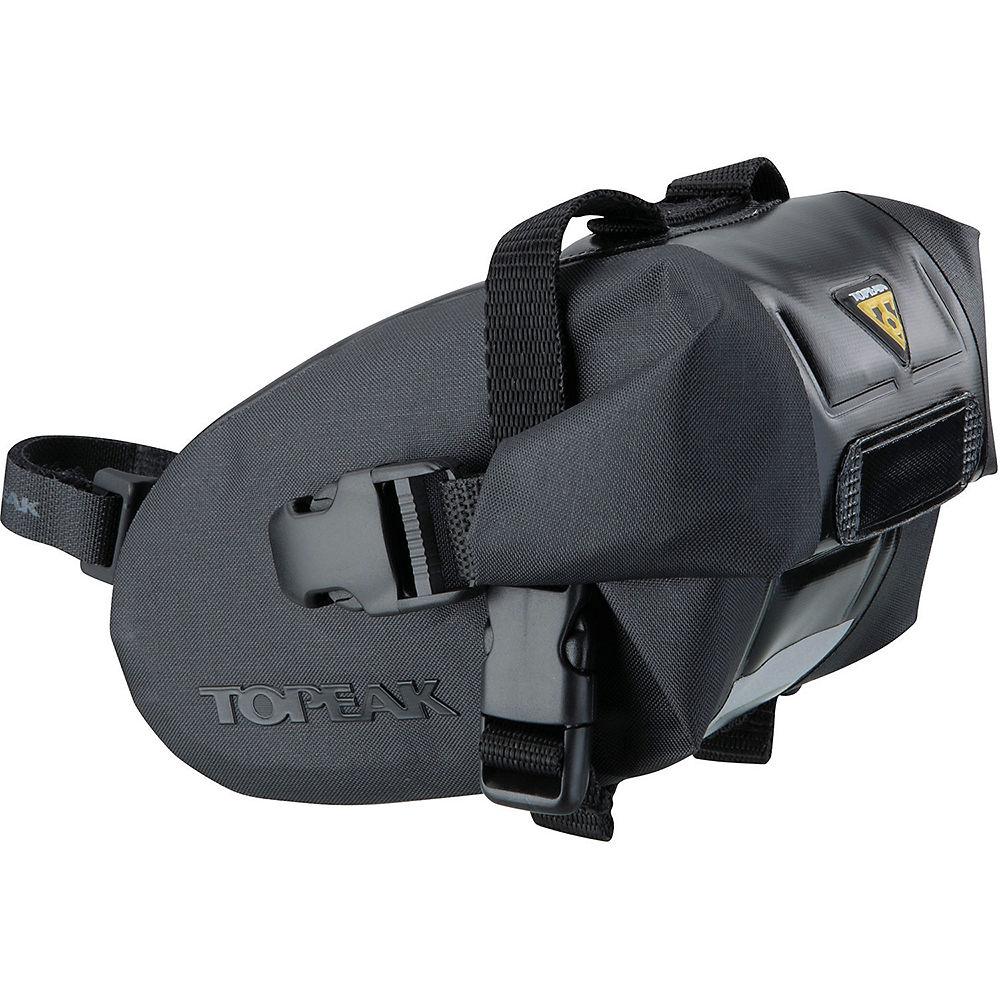 Topeak DryBag Wedge Wstrap Saddle Bag
