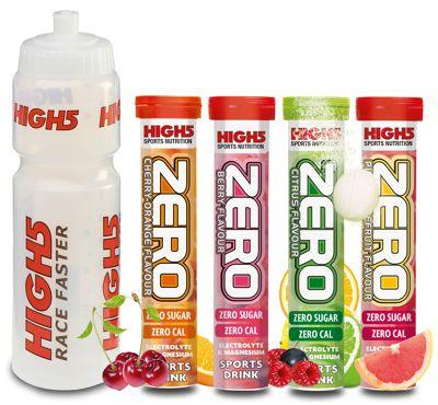Pack Hydratation High5 Zero