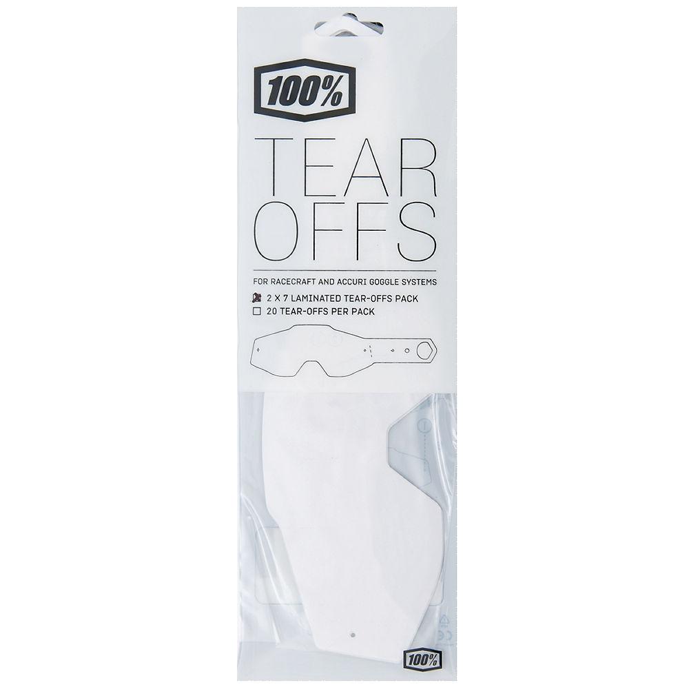 Tear Offs laminados 100%