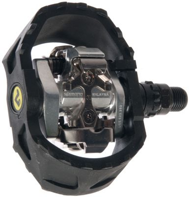 Pédales Automatiques VTT Shimano M424