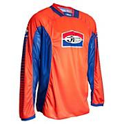 JT Racing Pro Tour Jersey - Orange-Blue