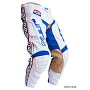 JT Racing Classick Pants - White-Blue