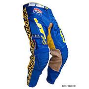 JT Racing Classick Pants - Blue-Yellow