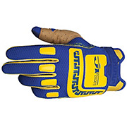 JT Racing Life Line Gloves - Blue-Yellow