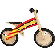 Kiddimoto Kurve Balance Bike - Fire