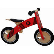 Kiddimoto Kurve Balance Bike - Red Tyre