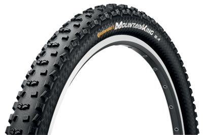 Pneu VTT Continental Mountain King II Tubeless