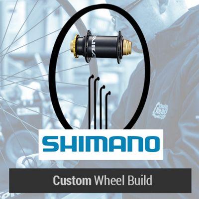 Roue Avant VTT Shimano Disc Custom