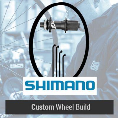 Roue VTT arrière à disque Shimano sur mesure