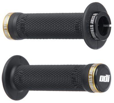 Poignées BMX ODI Ruffian Stay Strong Ltd Edition Lock-On