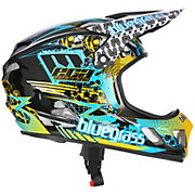 Bluegrass Brave Full Face Helmet - Megavalanche 2012