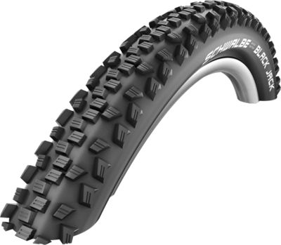 Pneu VTT Schwalbe Black Jack - protection anti-crevaison