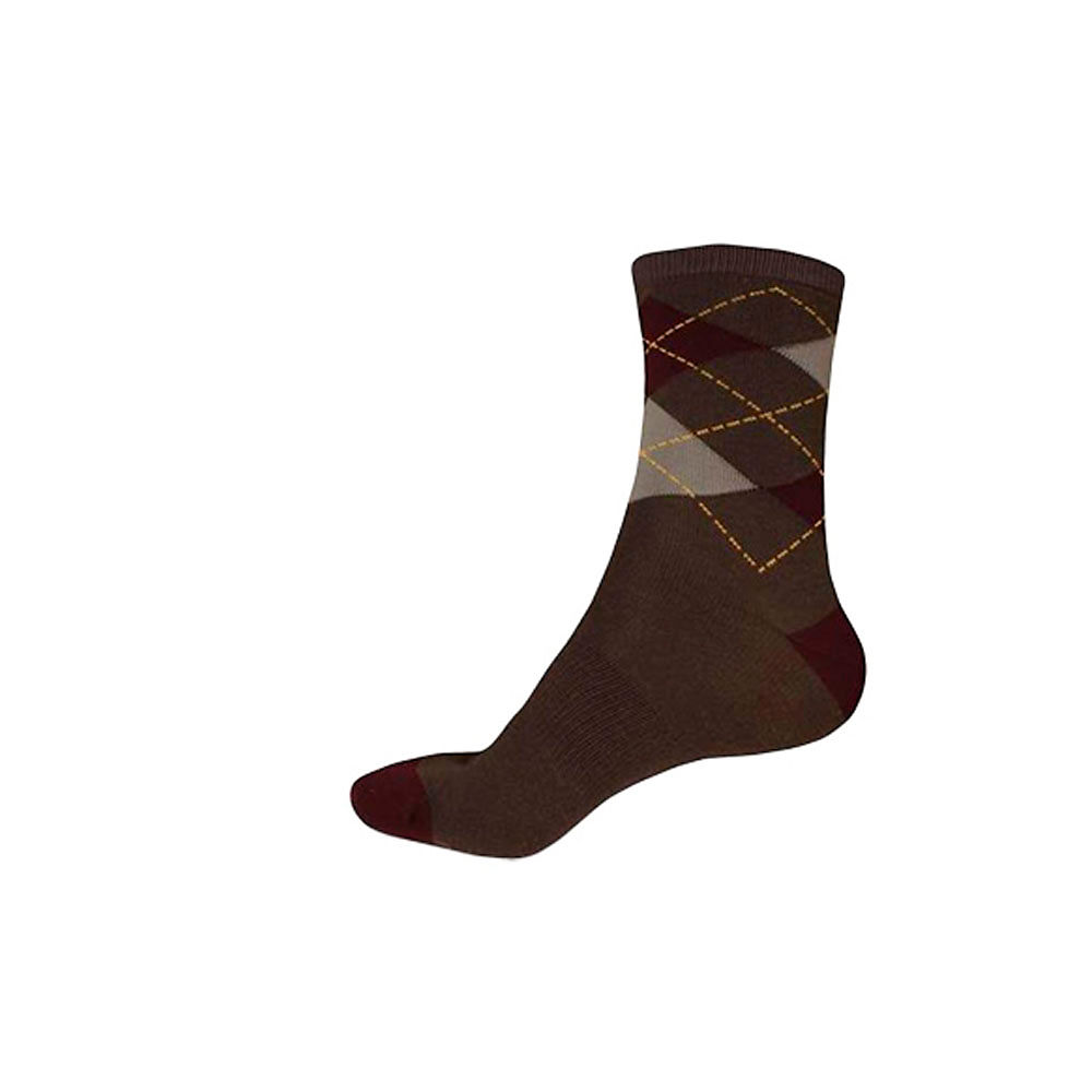 endura-argyll-sock-burgundy-aw16
