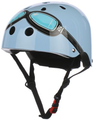 Casque Kiddimoto bleu Goggle