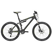 Ghost ASX 5100 Suspension Bike 2013