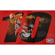 100 Justin Brayton Poster