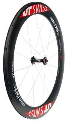 Roue à pneu avant DT Swiss RRC 66 Di-Cut 2015