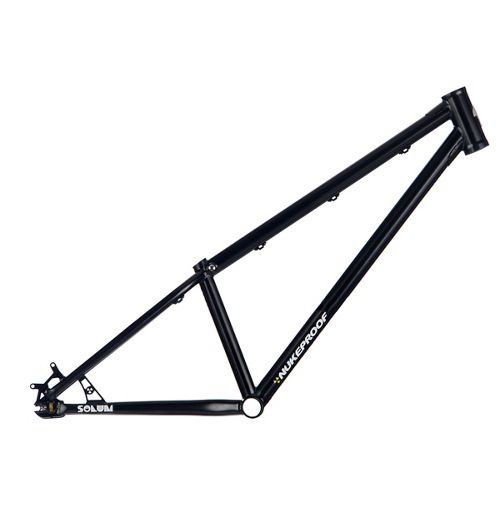 Nukeproof Solum Dirt Jump Frame 2013 | Chain Reaction Cycles