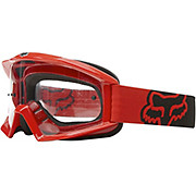 Fox Racing Main Bright Red Goggles