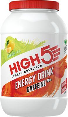 Boisson énergétique High5 Energy Source Plus Caffeine Pot de 2,2kg