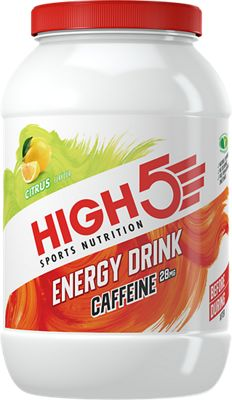 Boisson High5 Energy Source Plus Caffeine Drum (2,2 kg)