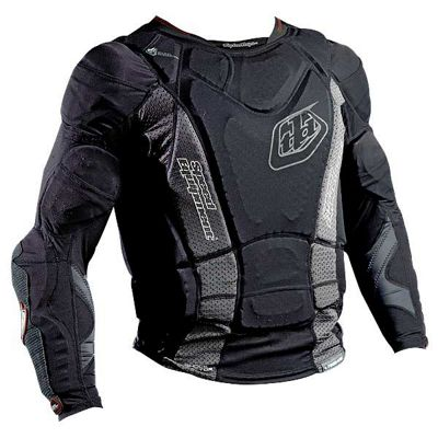 Gilet de protection à manches longues junior Troy Lee Designs UPL7855-HW
