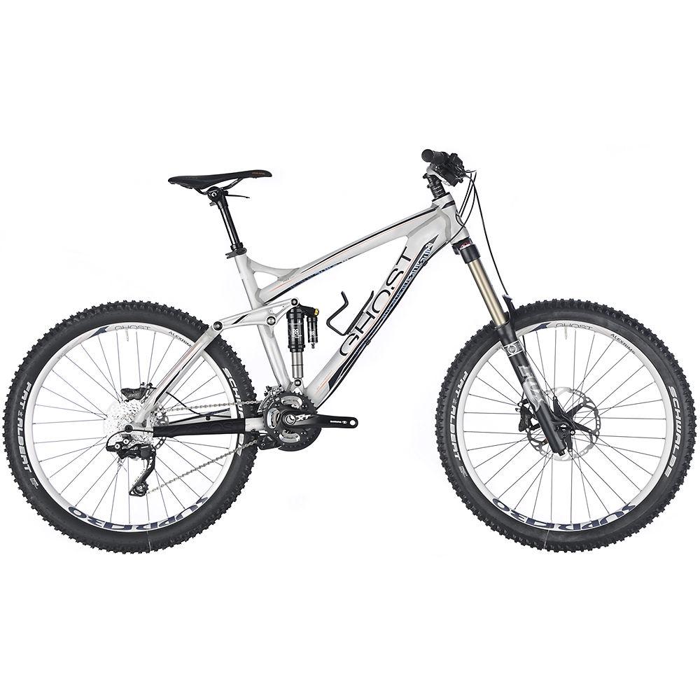 bici full suspended cagua 7000