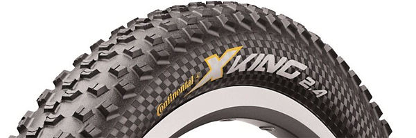 Continental X-King MTB Tyre<