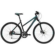 Ghost Cross 5500 Lady City Bike 2013