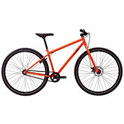 Commencal Uptown 29er Cromo Hardtail Bike 2013