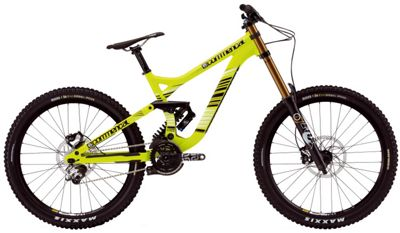 VTT Tout-Suspendu Commencal Supreme DHV3 World Cup